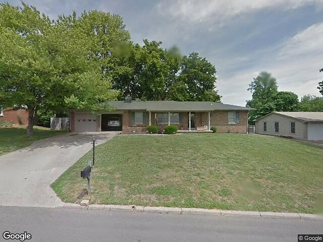 Image of rent to own home in Mount Vernon, IN