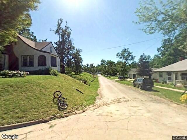 Image of rent to own home in Rock Port, MO