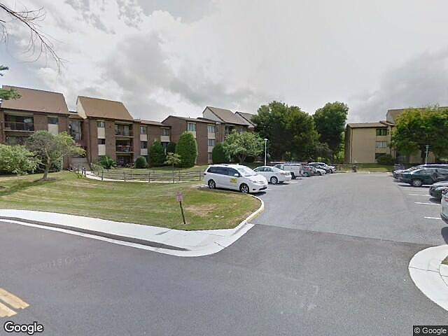 Image of rent to own home in Laurel, MD