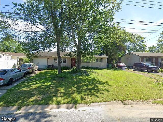 Image of rent to own home in Toms River, NJ