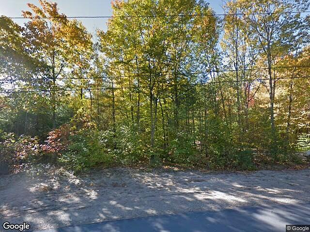 Image of rent to own home in East Wakefield, NH