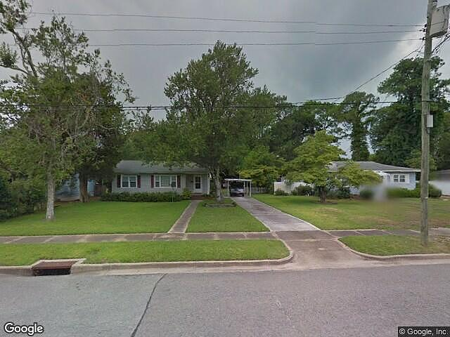 Image of rent to own home in Wilmington, NC