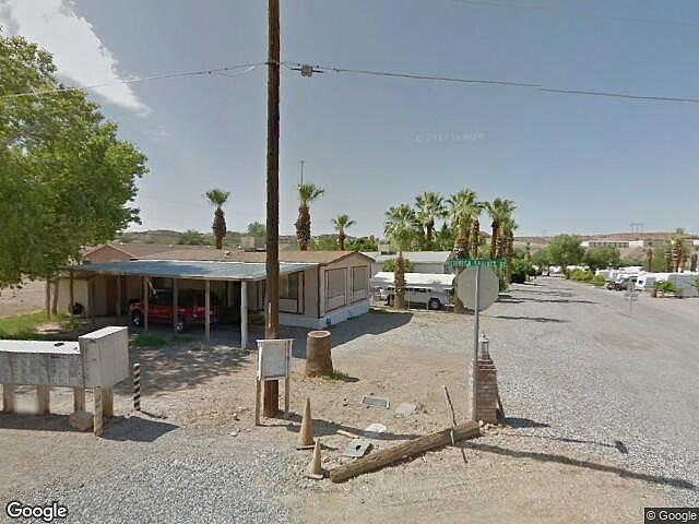 Image of rent to own home in Parker, AZ