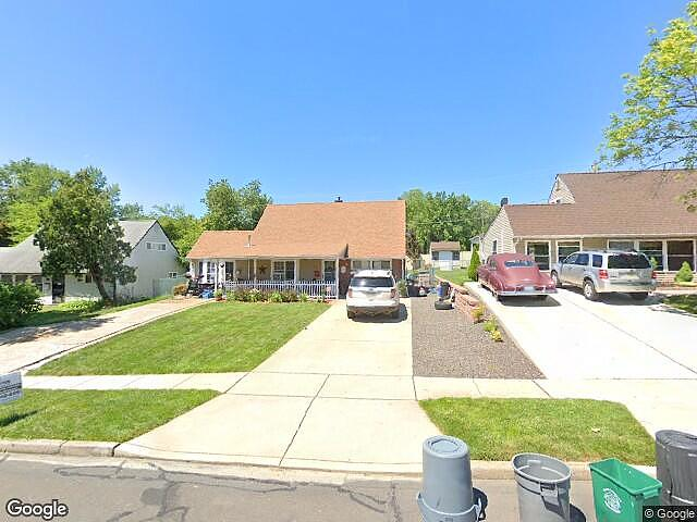 Image of rent to own home in Levittown, PA