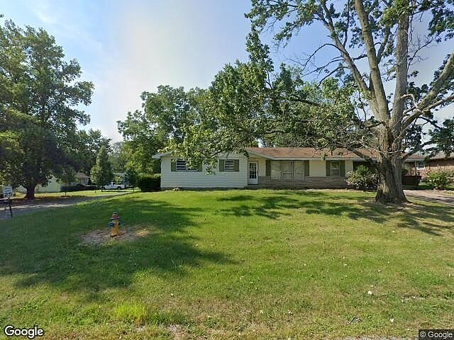 Image of rent to own home in Mount Vernon, IL