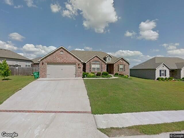 Image of rent to own home in Centerton, AR