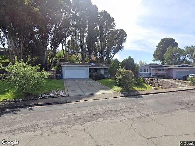 Image of rent to own home in Benicia, CA
