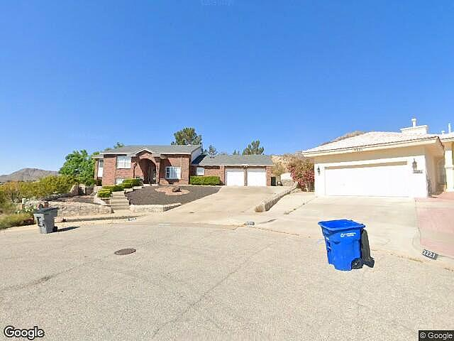 Image of rent to own home in El Paso, TX