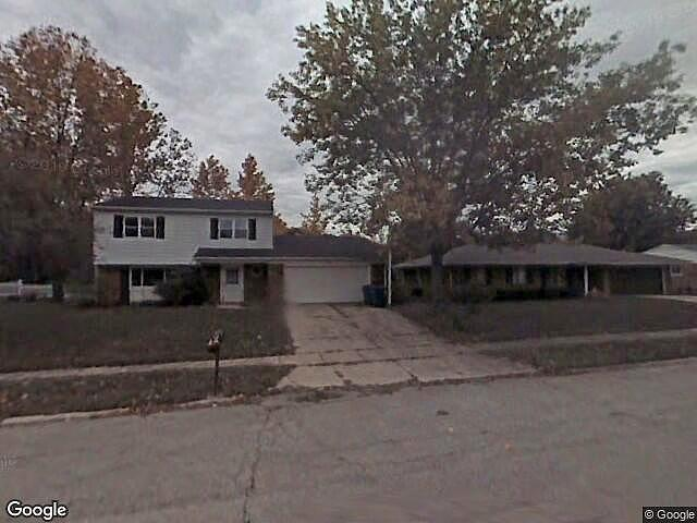 Image of rent to own home in Richmond, IN