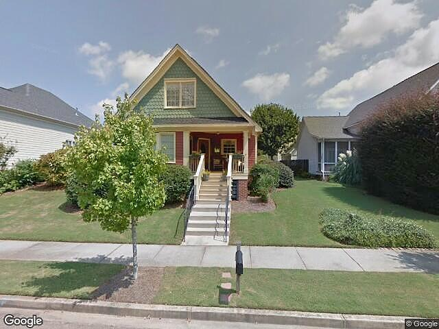Image of rent to own home in Madison, GA