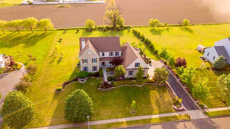 Image of rent to own home in Monroe Township, NJ