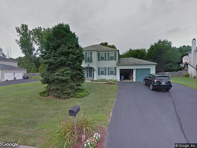 Image of rent to own home in Langhorne, PA