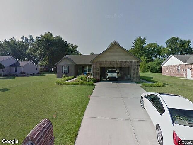Image of rent to own home in Freeburg, IL