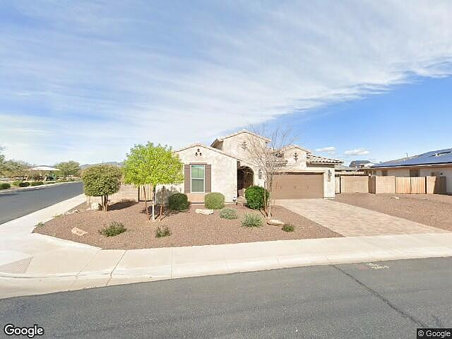 Image of rent to own home in Goodyear, AZ
