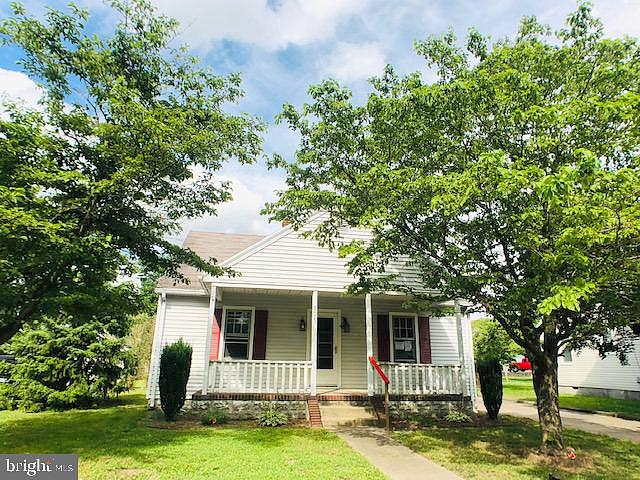 Image of rent to own home in Fruitland, MD