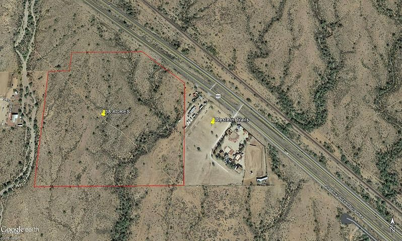 Image of rent to own home in Wittmann, AZ