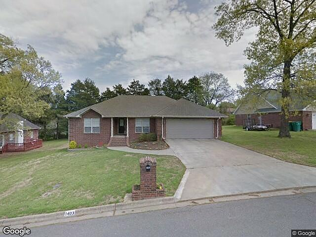 Image of rent to own home in Russellville, AR