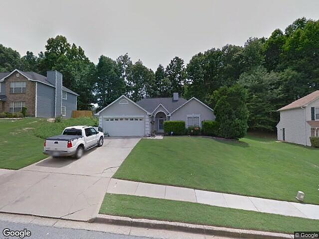 Image of rent to own home in Stockbridge, GA