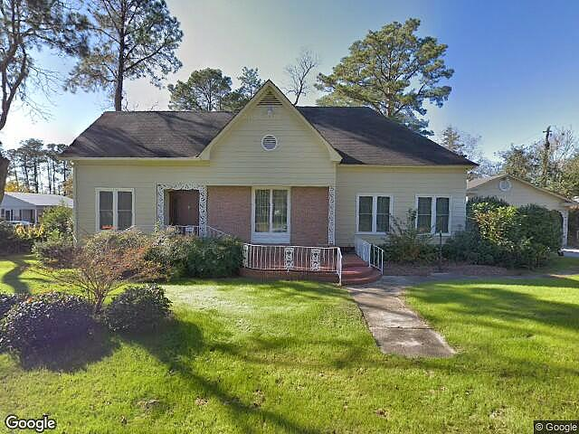 Image of rent to own home in Ocilla, GA