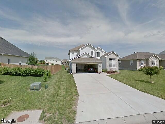 Image of rent to own home in Warrensburg, MO