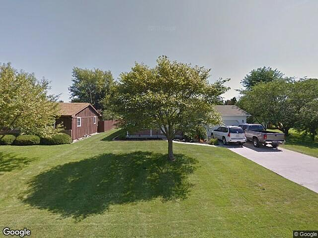 Image of rent to own home in Liberty Center, OH
