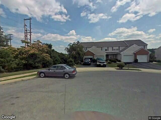 Image of rent to own home in Hamburg, PA