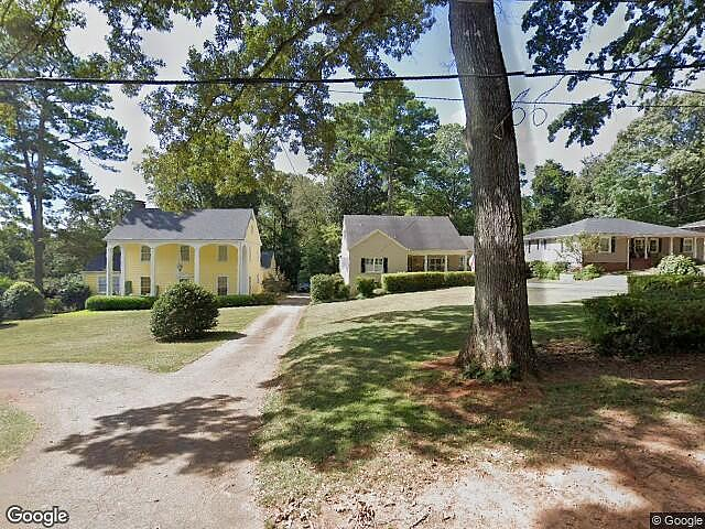 Image of rent to own home in Griffin, GA
