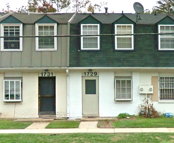 Image of rent to own home in Hyattsville, MD