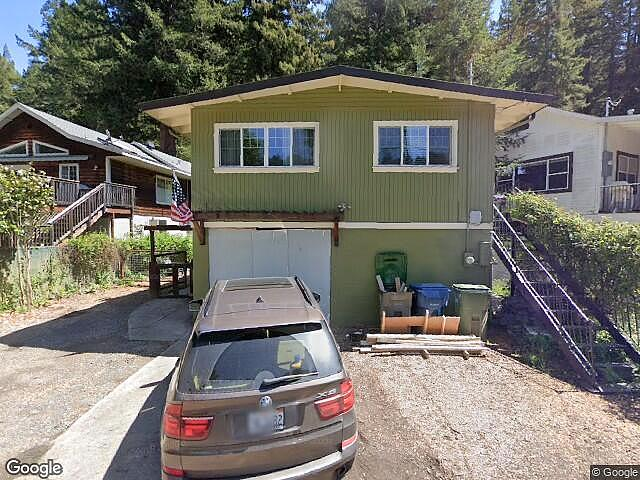 Image of rent to own home in Guerneville, CA