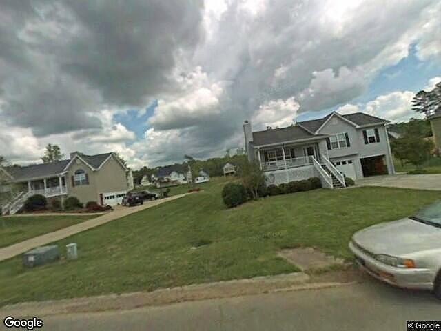 Image of rent to own home in Rockmart, GA