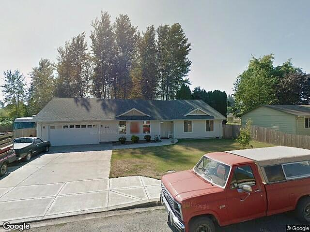 Image of rent to own home in Castle Rock, WA