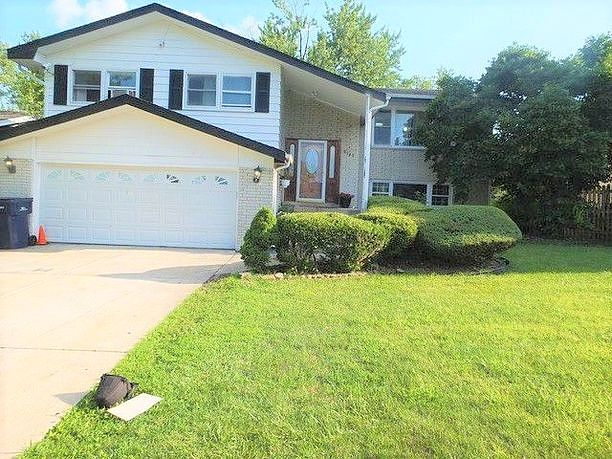 Image of rent to own home in Hickory Hills, IL