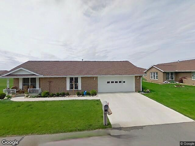 Image of rent to own home in West Jefferson, OH