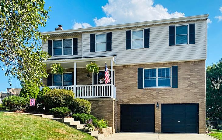 Image of rent to own home in Irwin, PA
