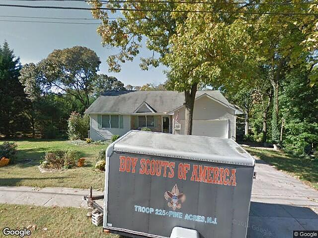 Image of rent to own home in Woodbury Heights, NJ