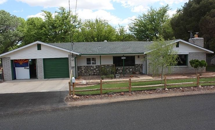 Image of rent to own home in Rimrock, AZ