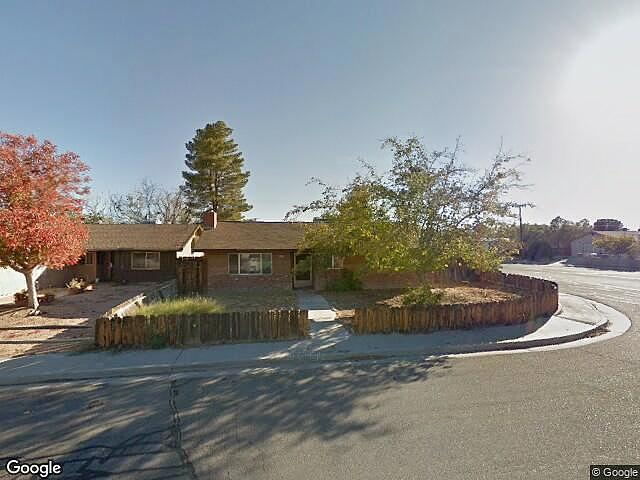 Image of rent to own home in Ridgecrest, CA