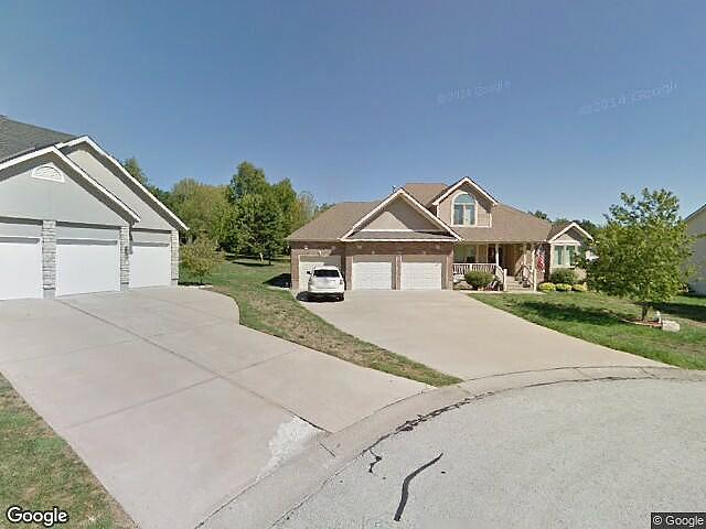 Image of rent to own home in Greenwood, MO