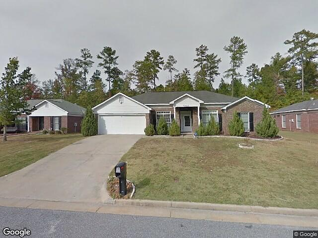 Image of rent to own home in Columbus, GA