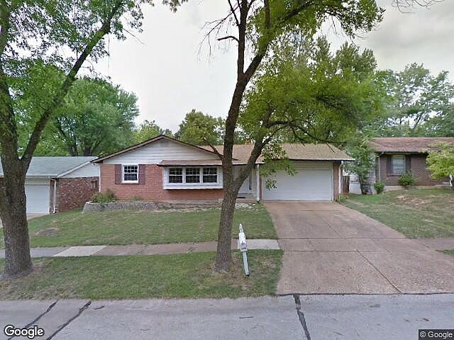 Image of rent to own home in Manchester, MO