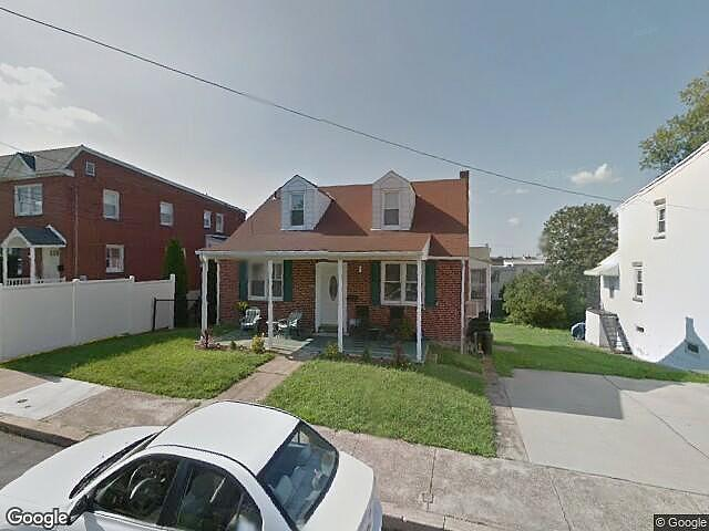 Image of rent to own home in Bridgeport, PA