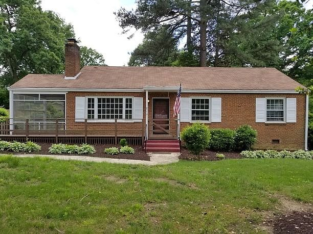 Image of rent to own home in Richmond, VA