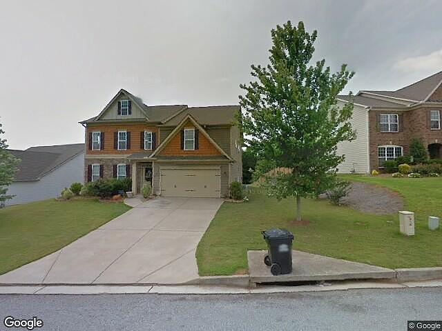 Image of rent to own home in Dallas, GA