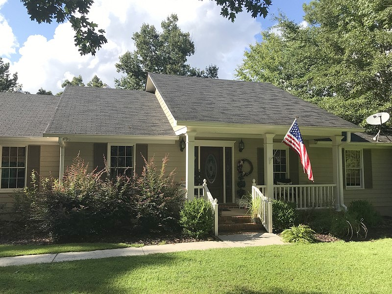 Image of rent to own home in Macon, GA