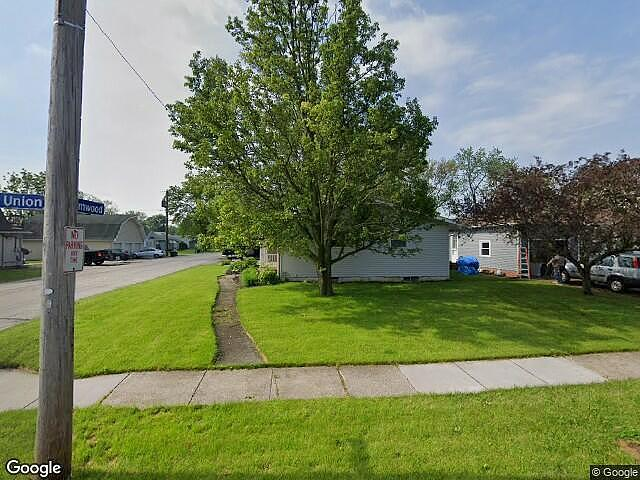 Image of rent to own home in Walbridge, OH
