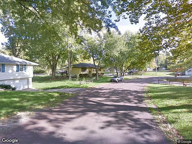Image of rent to own home in Gower, MO