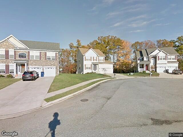 Image of rent to own home in Lexington Park, MD