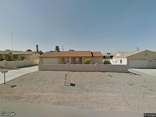 Image of rent to own home in Lake Havasu City, AZ