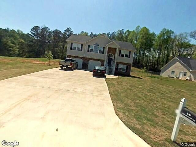 Image of rent to own home in Hiram, GA