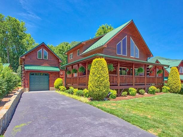 Image of rent to own home in Maggie Valley, NC